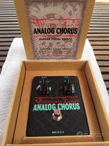 Pedale Voodoo Lab Analog Chorus