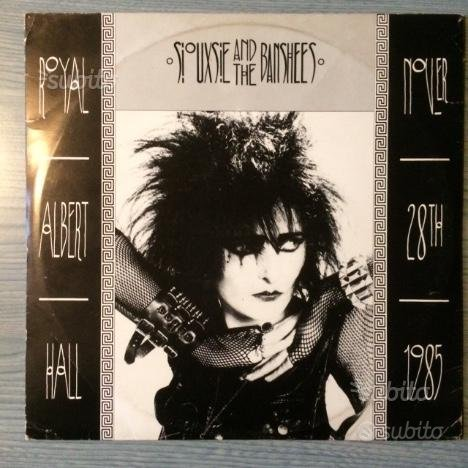 Royal Albert Hall 28/11/1985-Siouxsie and The