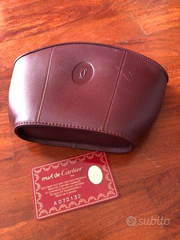 Trousse originale Cartier