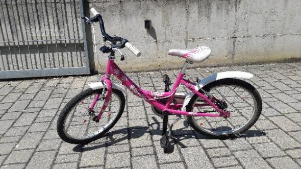 Bicicletta bambina r20