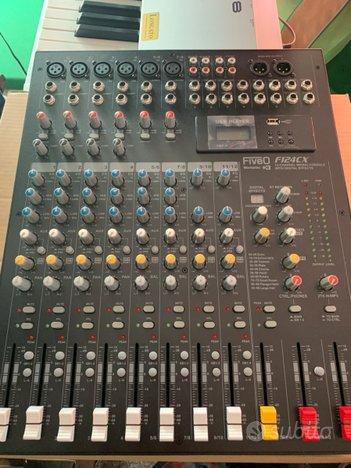 Mixer Montarbo Nuovo -12 CANALI