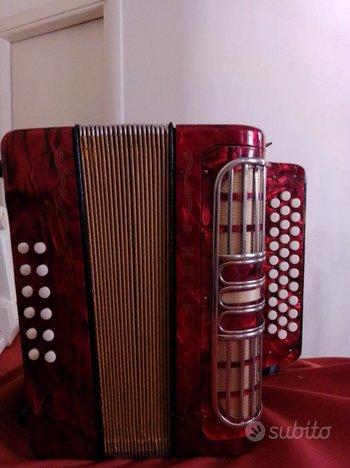 Organetto 12 bassi