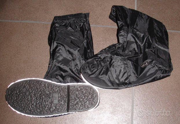 Antipioggia ghette copristivali scarpe impermeabil