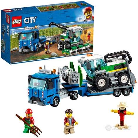 LEGO cod 60223Trasportatore mietitrebbia