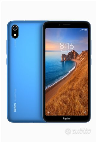 Cellulare Redmi 7a Dualsim Octacore Android 9.0