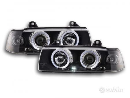 fari Angel Eyes BMW 5er E39 anno di costr. 95-00