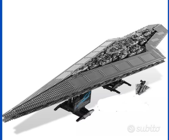 Lego 10221 Star Wars Super Star Destroyer nuovo