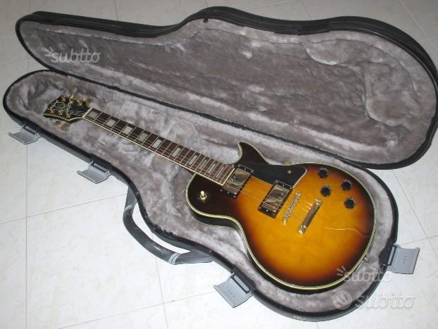 Chitarra elettrica Legend Custom Guitars