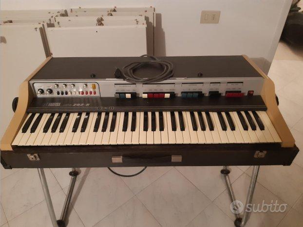 Pianola Farfisa 202R