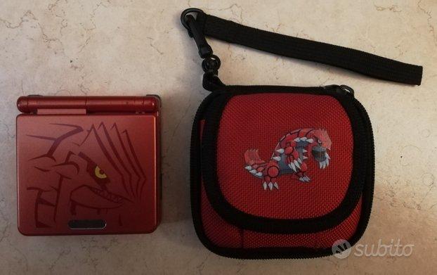 Nintendo Game Boy Advance Groudon+ Pokémon Rubino
