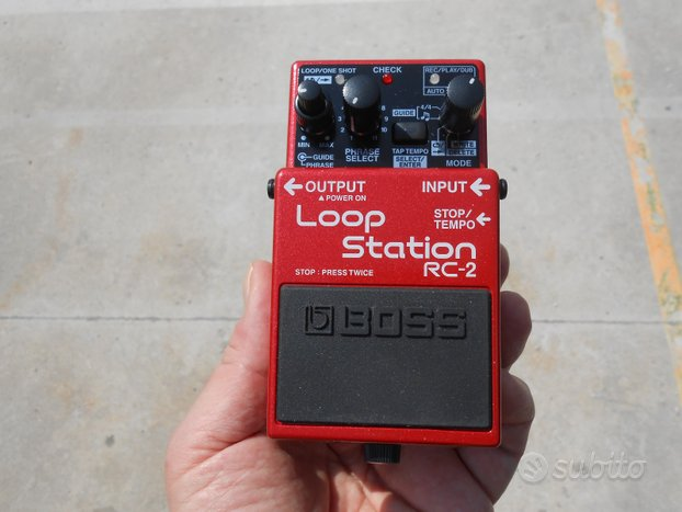 Loop Station BOSS RC-2