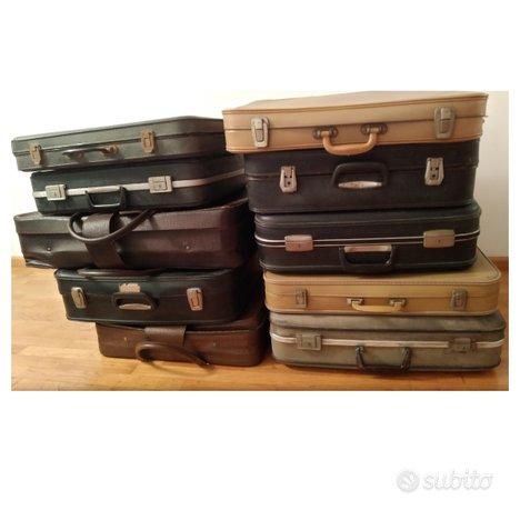 Valigie vintage (Paoletti, Patty, Italcorredi)