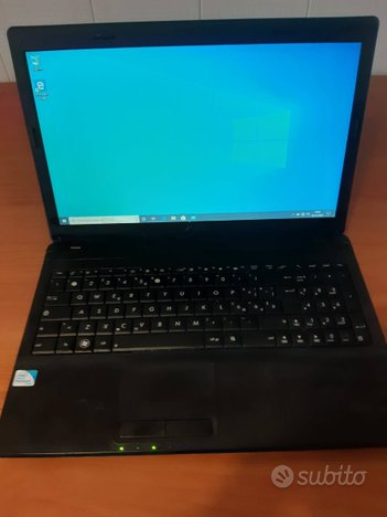 PC Notebook Asus Hard Disk 320 GB 2 GB Ram