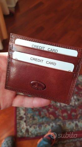 Porta carte credito o simili