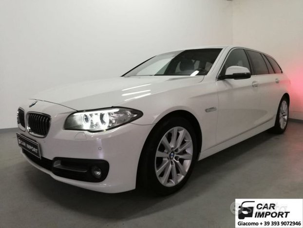 BMW Serie 5 Touring 525d Touring Business aut.