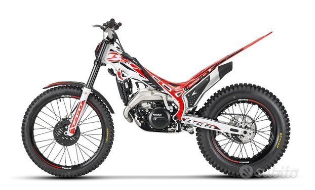 Trial Beta Evo 300 2T 2021 novità