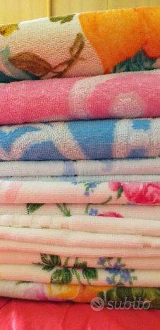 Asciugamani da corredo Bassetti 8 in tutto