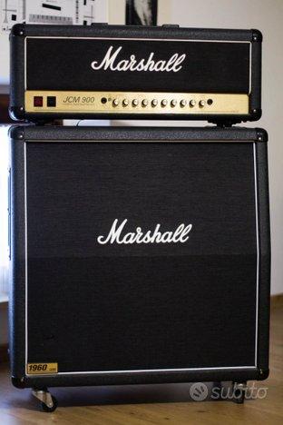 Marshall JCM 900 Hi Gain Dual Reverb 100W del '97