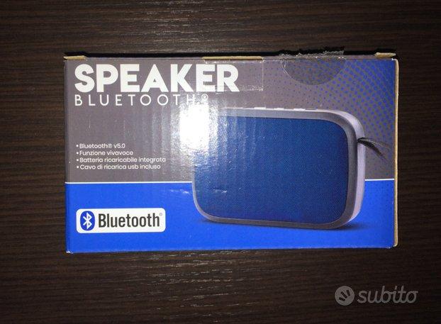 Speaker Bluetooth Euro Spin