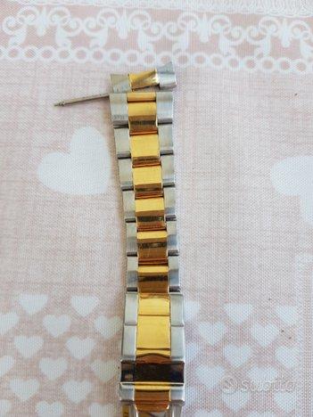 Bracciale Rolex Acciaio/Oro