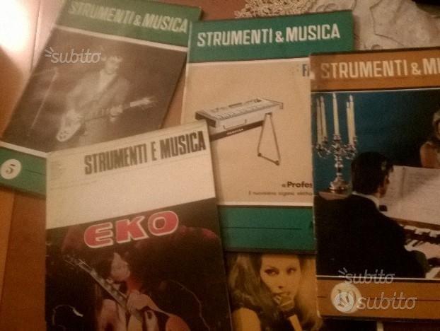 Riviste STRUMENTI E MUSICA - MUSICA E DISCHI