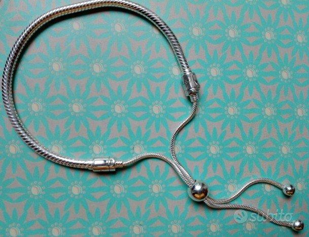 Bracciale componibile Pandora - Abbigliamento e Accessori ...
