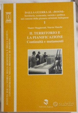 Il territorio e la pianificazione Mauro Maggiorani