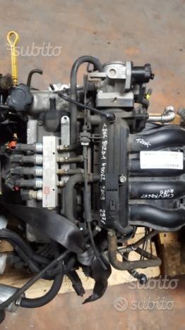 Motore Chevrolet Aveo B12D1