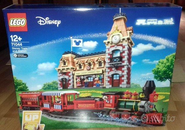 Lego Disney 71044 Treno e stazione Disney