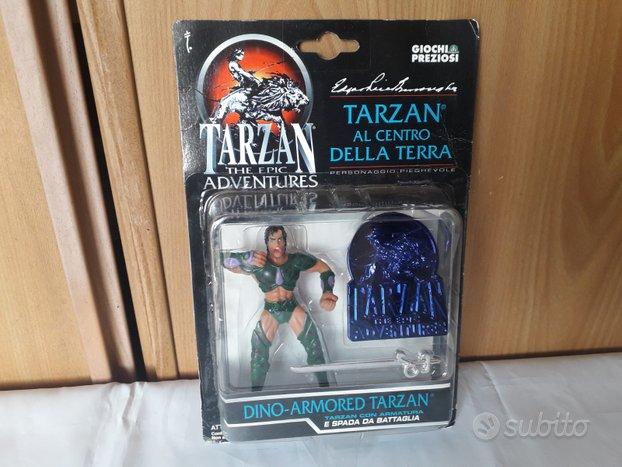 Vintage TARZAN GIOCHI PREZIOSI