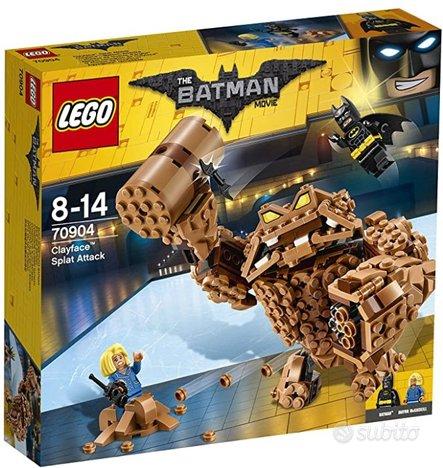 Lego Movie Batman Costruzioni L'Attacco 70904