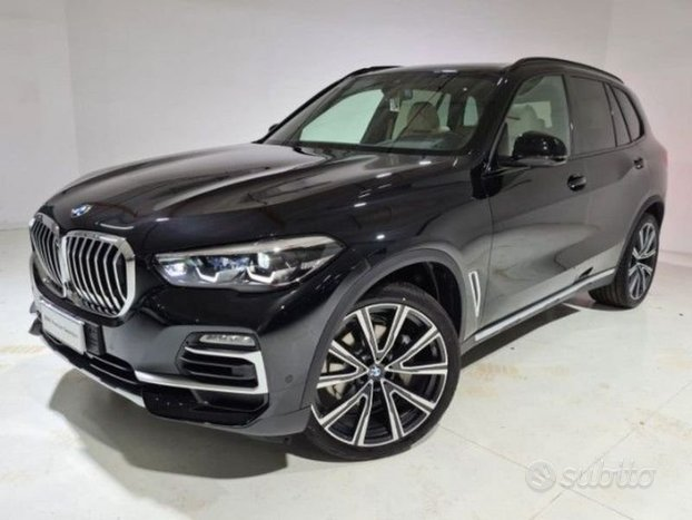 BMW X5 G05 - BMW Sports Activity Vehicle