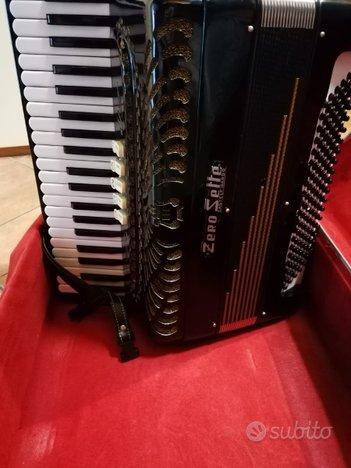 Fisarmonica a piano