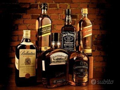 Whisky Cognac e Brandy