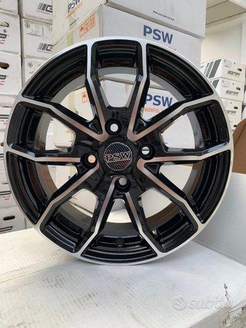 4 cerchi 15 pollici PSW Miami Ford Fiesta