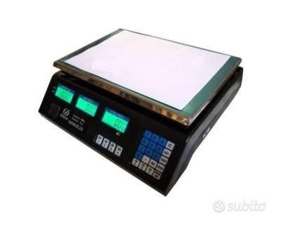 Bilancia nuova elettronica da banco 40 kg. display