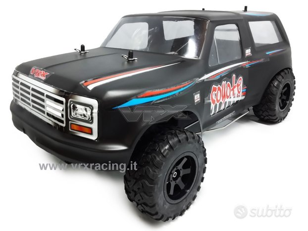 COYOTE EBL SUV 1/10 off-road Brushless 2.4 Ghz 4WD