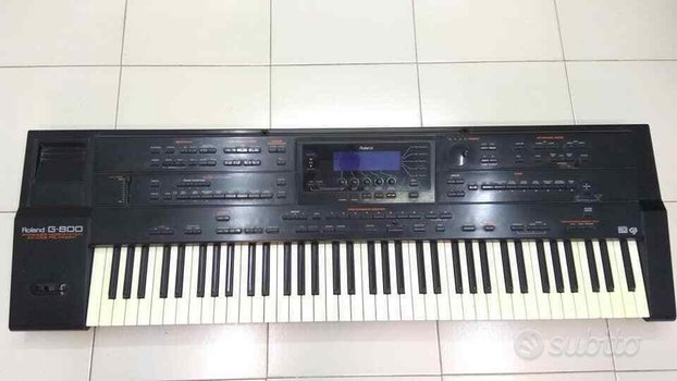 ROLAND G800 professionale 76 tasti