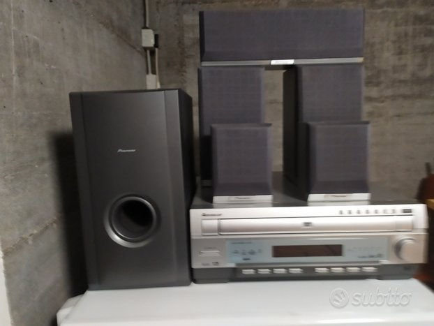 Pioneer XV-HTD1 Home Teather