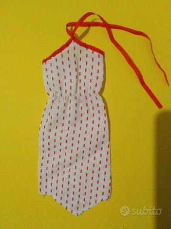 Best buy Abito Barbie anni 70 Outfit Vintage