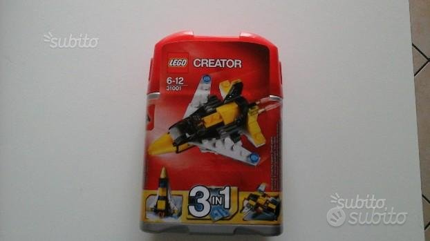 Lego creator 31001 misb