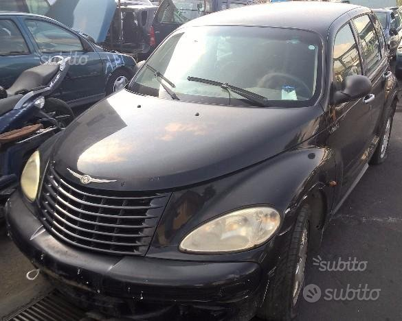 Ricambi chrysler pt cruiser 2000 cc