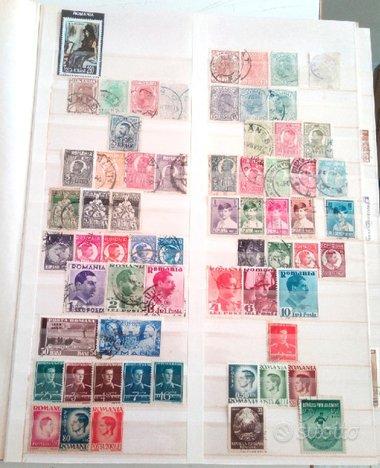 933 Francobolli ROMANIA dal 1912-93 (8750n)
