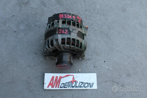 Alternatore volkswagen passat 2012 2.0 diesel