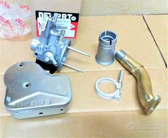 KIT Carburatore dell'orto 19-19 SHBC Vespa 50 125