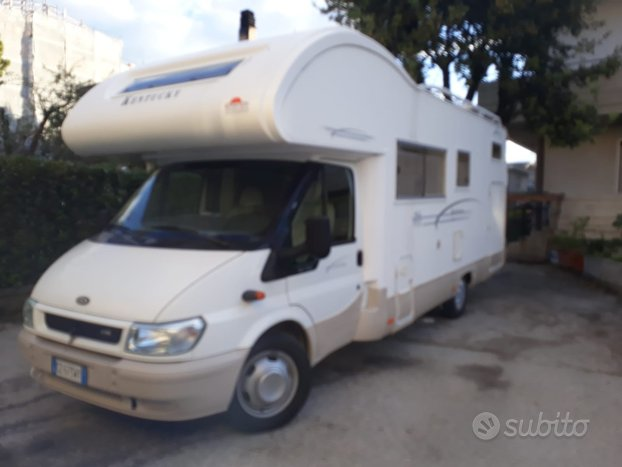 Camper Ford Kentuchy come nuovo