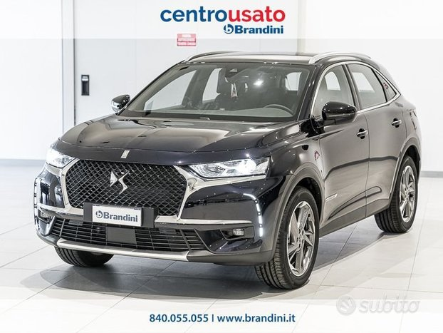 DS DS 7 Crossback DS7 BHDI 180cv AT GR-CHIC