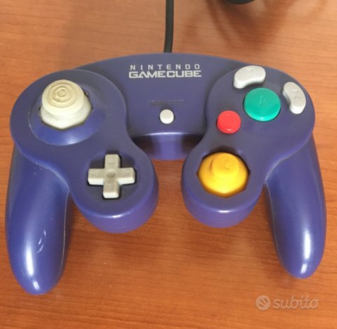 Nintendo Controller originale gamecube wii
