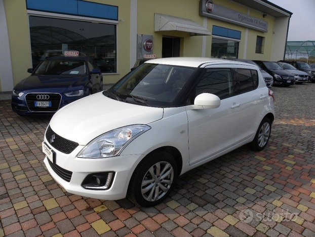 SUZUKI Swift 1.2 VVT 5 porte B-Top 4x4