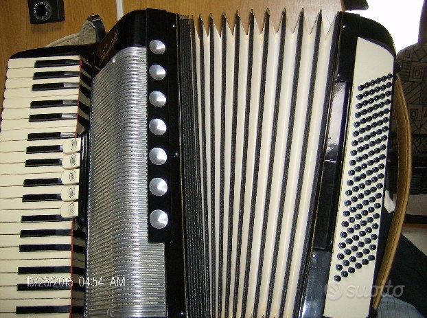 Fisarmonica SCANDALLI serie numerata